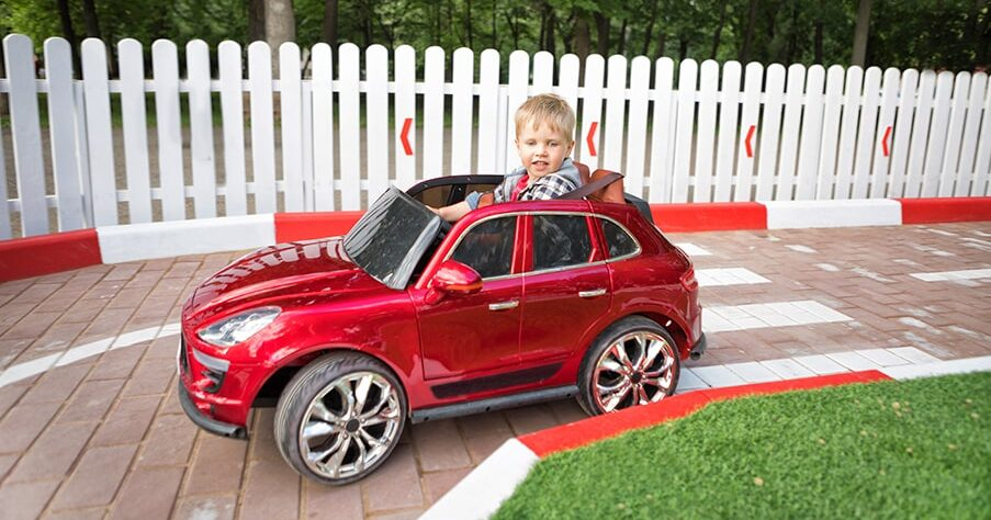 electric ride on car for kids