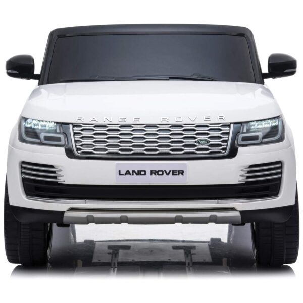 front of range rover ride on kids car